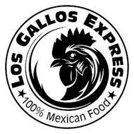 LOS GALLOS EXPRESS 100% MEXICAN FOOD