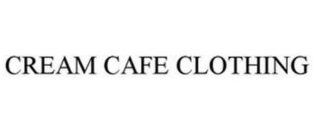 CREAM CAFE CLOTHING