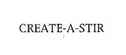 CREATE-A-STIR