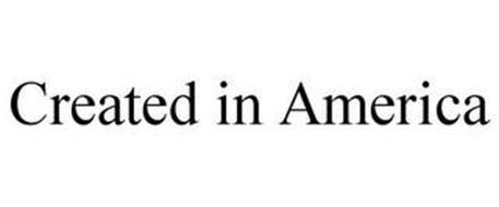 CREATED IN AMERICA