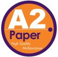 A2 PAPER HIGH QUALITY MULTIPURPOSE