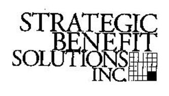 STRATEGIC BENEFIT SOLUTIONS