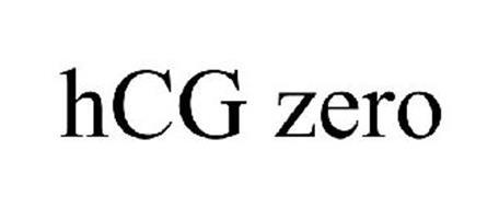 HCG ZERO