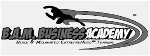 B.A.M. BUSINESS ACADEMY BLACK & MELANATED ENTREPREHERO TRAINING
