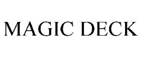 MAGIC DECK
