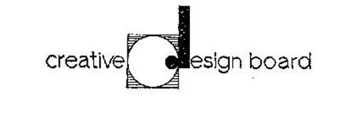 CREATIVE DESIGN BOARD