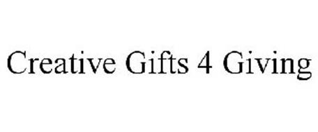 CREATIVE GIFTS 4 GIVING