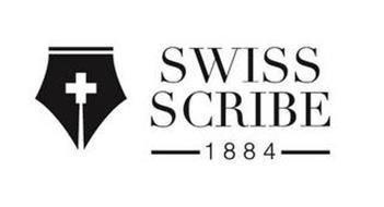 SWISS SCRIBE 1884