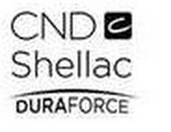 CND C SHELLAC DURAFORCE