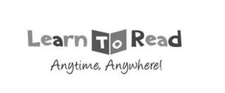LEARN TO READ ANYTIME, ANYWHERE!