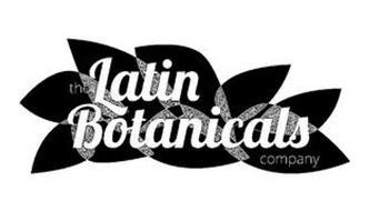 THE LATIN BOTANICALS COMPANY