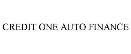 CREDIT ONE AUTO FINANCE