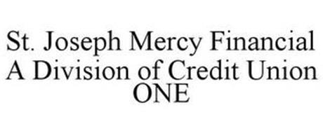 ST. JOSEPH MERCY FINANCIAL A DIVISION OF CREDIT UNION ONE