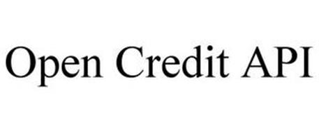 OPEN CREDIT API