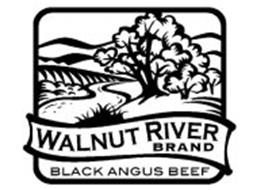 WALNUT RIVER BLACK ANGUS BEEF Trademark of Creekstone Farms