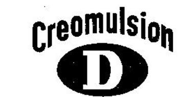 CREOMULSION D