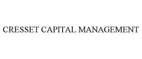 CRESSET CAPITAL MANAGEMENT