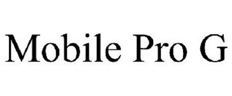 MOBILE PRO G