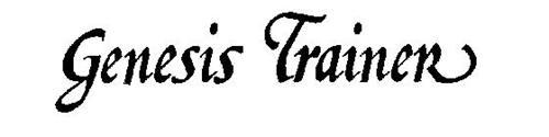 GENESIS TRAINER