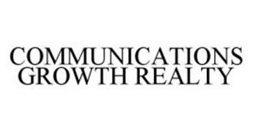 COMMUNICATIONS GROWTH REALTY