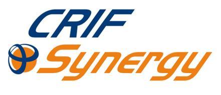 CRIF SYNERGY