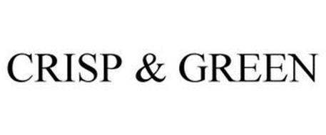 CRISP & GREEN