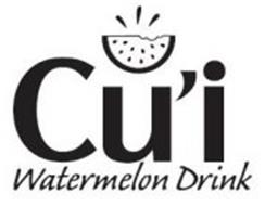 CU'I WATERMELON DRINK