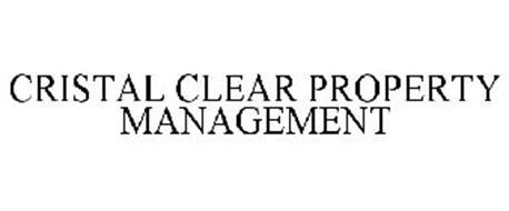 CRISTAL CLEAR PROPERTY MANAGEMENT