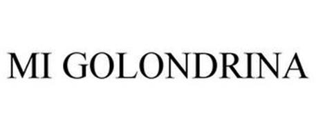 MI GOLONDRINA