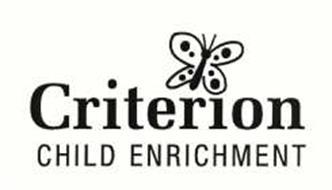 CRITERION CHILD ENRICHMENT