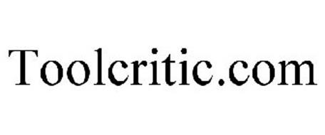 TOOLCRITIC.COM
