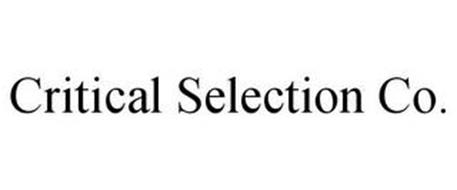 CRITICAL SELECTION CO.