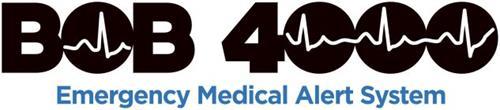 BOB 4000 EMERGENCY MEDICAL ALERT SYSTEM