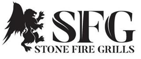 SFG STONE FIRE GRILLS
