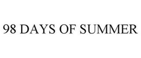 98 DAYS OF SUMMER
