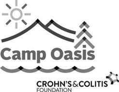 CAMP OASIS CROHN'S & COLITIS FOUNDATION