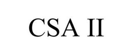 CSA II