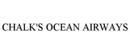 CHALK'S OCEAN AIRWAYS
