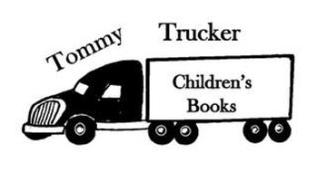 TOMMY TRUCKER CHILDREN'S BOOKS