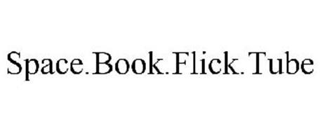 SPACE.BOOK.FLICK.TUBE