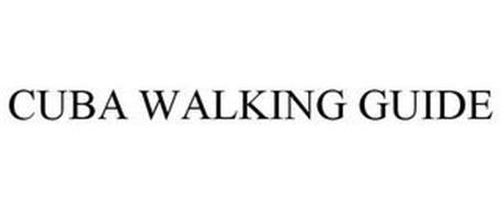 CUBA WALKING GUIDE