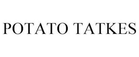 POTATO TATKES