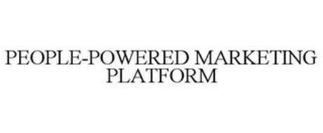 PEOPLE-POWERED MARKETING PLATFORM