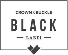 CROWN & BUCKLE BLACK LABEL
