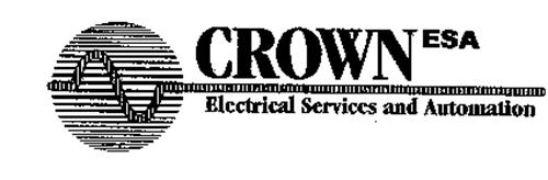 CROWN ESA ELECTRICAL SERVICES AND AUTOMATION