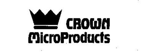 CROWN MICROPRODUCTS