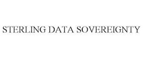 STERLING DATA SOVEREIGNTY