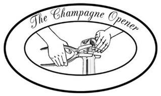 THE CHAMPAGNE OPENER