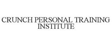 CRUNCH PERSONAL TRAINING INSTITUTE