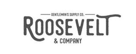 GENTLEMAN'S SUPPLY CO. ROOSEVELT & COMPANY